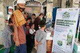 Air minum wakaf gratis hadir di Pekanbaru