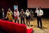 Satgas COVID-19 Dumai Tinjau Kesiapan Bioskop Terapkan Prokes