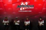 Mandalika Racing Team resmi menggandeng SAG Team untuk Moto2 2021