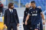 Pelatih Andrea Pirlo konfirmasi cedera pergelangan kaki Cristiano Ronaldo