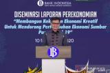 BI memberikan enam rekomendasi pemulihan ekonomi Sumbar