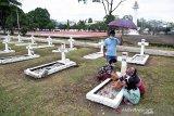 Taman Makam Pahlawan Pekanbaru menjadi sasaran maling
