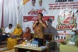 Irianto Sosialisasikan Program Unggulannya Dalam Memimpin Kaltara