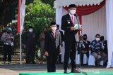 Gubernur Sulsel sebut Hari Pahlawan momentum bersatu melawan COVID-19