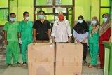 Ketua DPD RI: Tenaga kesehatan pahlawan pandemi COVID-19