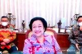Megawati : Makase so bapilih, torang cinta Sulut, torang samua basudara
