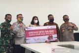 Hari Pahlawan, BRI berikan beasiswa anak TNI/Polri total Rp800 juta