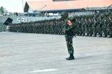Ribuan prajurit TNI ikuti latihan tempur