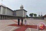 Ketua DPR harap Masjid Istiqlal jadi pusat dakwah dan simbol persatuan