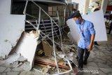Kerusakan Di Bandara Soekarno Hatta usai penyambutan Habib Rizieq Shihab