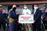 Dukung kegiatan Hari Armada 2020, Pertamina serahkan 600 paket sembako