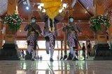 Upacara bernuansa kerajaan Mataram