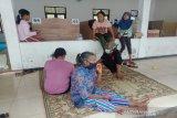 Pengungsi erupsi Merapi di Sleman membutuhkan masker medis