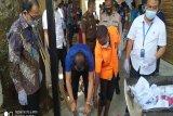 Petugas musnahkan ganja dan sabu-sabu milik 17 tersangka