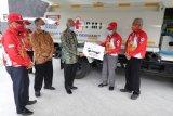 PMI Pusat serahkan bantuan kendaraan operasional ke Sleman