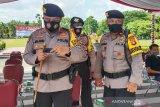 Kepolisian mendeteksi 142 TPS di Palangka Raya rawan berbagai gangguan