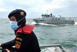 Bea Cukai -TNI AL dan Ditpolairud lakukan patroli laut bersama
