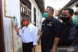 5.084 Sambungan Gas Rumah Tangga di Tarakan Tahun 2000 Rampung