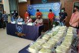 33.000 gram sabu-sabu dari Malaysia
