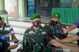 Letkol Caj Jono Marjono jabat Kapendam Kodam II Sriwijaya