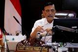 Menteri KKP Edhy Prabowo tersangka, Luhut jabat Menteri KKP ad interim