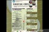 Marantang Curito, ruang kreasi pekerja seni Sumbar di era pandemi COVID-19