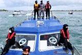 Patroli laut bersama Perairan Bali