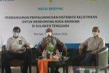 PLN rampungkan pembangunan sistem kelistrikan Sulsel-Sultra