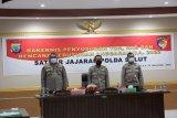 Polda Sulawesi Utara gelar Rakernis penyusunan anggaran