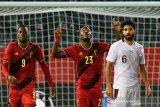Michy Batshuayi sumbang dua gol antar Belgia berbalik menang atas Swiss