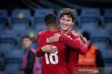 Dua pemain debutan bawa Denmark atasi Swedia dalam laga persahabatan