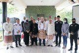 Ketua DPD RI dapat gelar adat Raja Utusan Mangku Negara