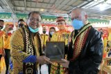 Ketua DPD dukung nanas subang produksi Lampung mendunia