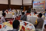 Polres Palu jalin sinergitas dengan wartawan jelang pilkada serentak