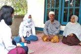Jasa Raharja menyerahkan santunan korban kecelakaan maut di Lombok Tengah