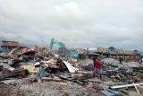 Tim gabungan Pemkab Mimika melakukan penataan Pasar Timika Jaya