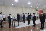 Bupati Pringsewu lantik 6 pejabat eselon II