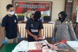 Pedagang sayur pengganda uang di Temanggung ditangkap