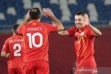 Goran Pandev antar Timnas Makedonia debut pertama putaran final EURO