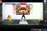 Muhammad Faathir raih emas di Kejuaraan Dunia Lifter Remaja Virtual 2020