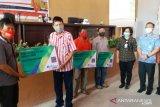 Ratusan petani di  Kabupaten Minahasa Tenggara menjadi peserta BPJAMSOSTEK