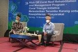Dua menteri hadiri pembukaan program COREMAP-CTI di Papua Barat