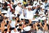 Kedatangan Imam Besar Habib Rizieq Shihab Di Bogor