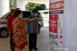 Rumah sakit di kota Kupang dipenuhi pasien COVID-19