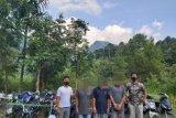 Polres Solok Arosuka tangkap tiga pelaku Curanmor, 19 motor sebagai barang bukti