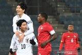 Penalti Takumi Minamino bawa Jepang menang lawan Panama