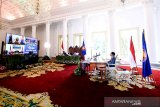 Presiden Jokowi : Ketersediaan vaksin COVID-19 di kawasan adalah keharusan