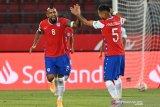 Kualifikasi Piala Dunia, Arturo Vidal bawa Chile tundukkan Peru