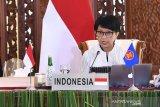 Retno: Perkuat jejaring kerja antara perempuan di ASEAN
