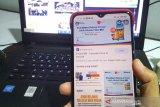 Web Pasar BRI bantu UMKM Palangka Raya di masa pandemi
